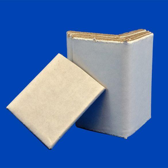 Esquinero de cartón para portafleje