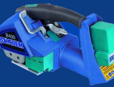 Flejadora de Baterías B400
